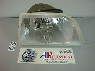 BOSCH SX H4 MERCEDES W123 U.T 0301060301 FARO PROIETTORE HEAD LAMPS