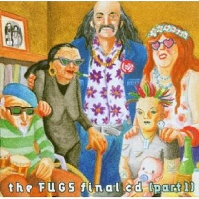 THE FUGS - FINAL CD (PART1) CD ROCK 18 TRACKS NEU