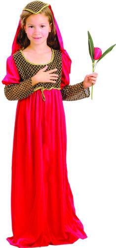 Julia Kostüm für Mädchen Cod.222001