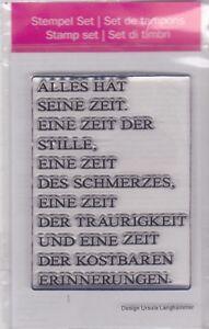 Motiv-Stempel-Clearstamps-Trauer-Nr-X-Alles-hat-seine-Zeit-Texte-efco-45-111-17