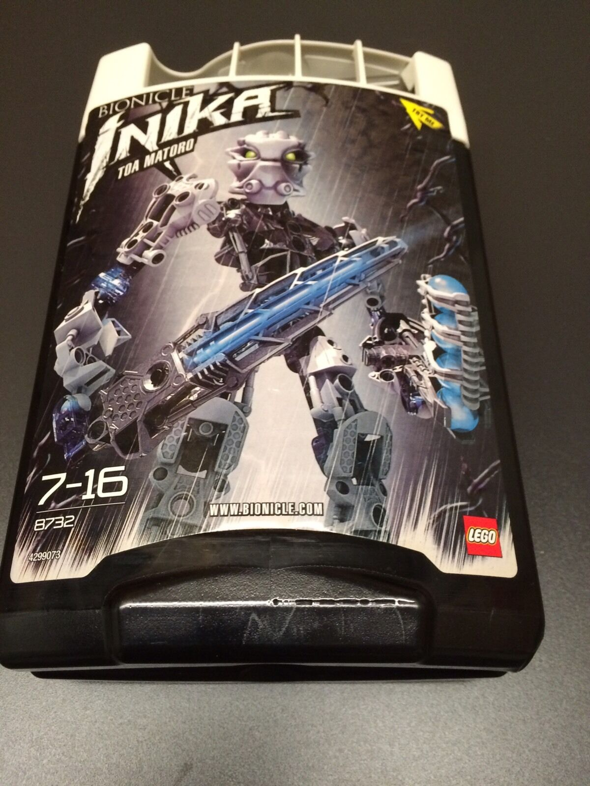 Lego 8732 Bionicle Toa Matoro NEU&OVP RARITÄT