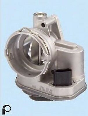 Throttle Body Regulating Flap Volkswagen TDI OE Pierburg 038128063L 714393260