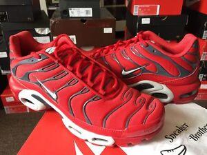Nike Air Max Plus TN rojo