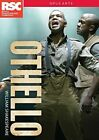 Othello Royal Shakespeare Company 0809478011545 With Hugh Quarshie DVD