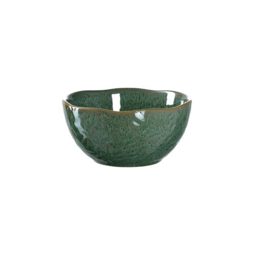 Leonardo Keramikschale MATERA Schale 12 cm Keramik Schüssel Schälchen Grün