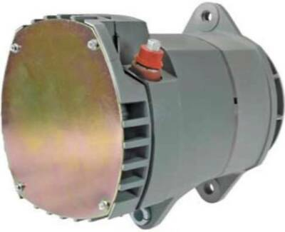 Rareelectrical NEW 12V 55A ALTERNATOR COMPATIBLE WITH CATERPILLAR INDUSTRIAL ENGINE 3054 PERKINS 0-120-488-286
