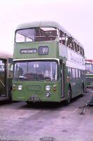 Crosville FJA193D Chester 09/11/75 Bus Photo
