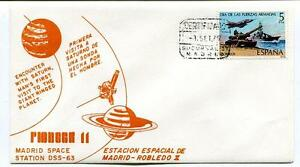 Belle 1979 Pioneer 11 Madrid Space Station Dss-63 Estacion Espacial Madrid Robledo Ii Les Consommateurs D'Abord