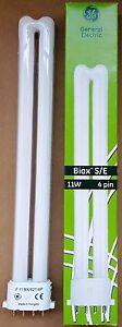 1-2-OR-5-GE-11W-4-pin-827-PLSE-Dulux-SE-Biax-S-PL-SE-Lynx-SE-11-watt-2G7