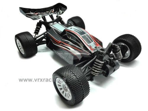 BUGGY XB-BL 1//18 OFF-ROAD ELETTRICO BRUSHLESS ESC 20A RADIO 2.4GHz RTR 4WD VRX