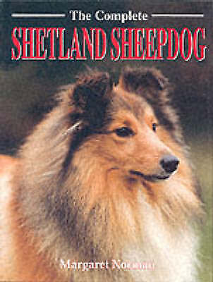 The Complete Shetland Sheepdog (Book of the Bree... by Norman, Margaret Hardback