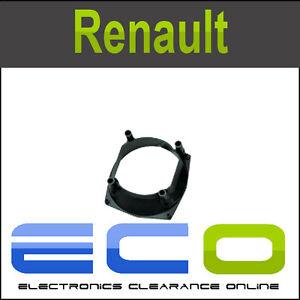 Autoleads SAK-2403 Adaptateurs pour Enceintes de Renault Clio