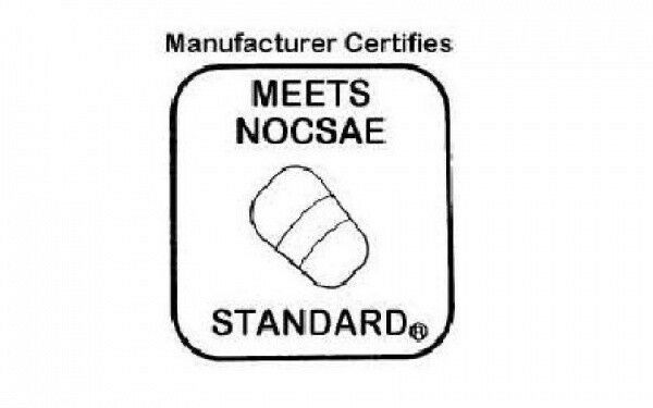 Image result for soccer shin guards nocsae approved