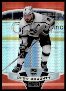 2019-20-OPC-Platinum-Red-Prism-59-Drew-Doughty-199-Los-Angeles-Kings