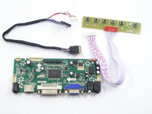 E2 LCD LED LVDS Controller Driver Board TL HDMI+DVI+VGA Kit for LP140WH2