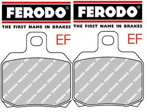 Fdb2074efx2 Pastiglie Freno Anteriori Posteriori Per Derbi Gp1 125 2005 Apparence Brillante Et Translucide