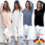DE-Damen-Sommer-Pullover-Shirt-Cardigan-Sweater-Herbst-Sweatshirt-Strickjacke