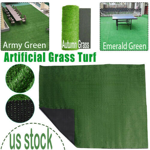 25x25cm Artificial Turf Lawn Thickened Milan Grass Yard Store Outdoor Decor For Sale Online Ebay