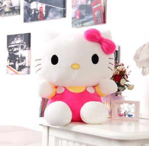 Hello-Kitty-Plush-Stuffed-Dolls-Children-Baby-Toy-Gift-Cute-High-Quality-Sanrio