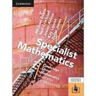CSM VCE Specialist Mathematics Units 3 and 4 Print Bundle (Textbook and Hotmaths) by Neil Cracknell, Peter Jones, Kay Lipson, Michael Evans, Josian Astruc (Mixed media product, 2015)