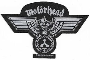 Official-Merch-Woven-Sew-on-PATCH-Heavy-Metal-Rock-MOTORHEAD
