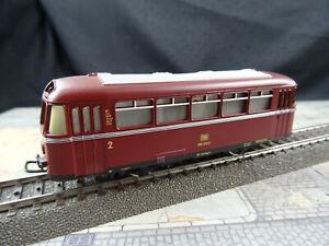 Maerklin-H0-4016-Schienenbusbeiwagen-2-Klasse-DB-995-522-0-MHK-14-Top-Zustand