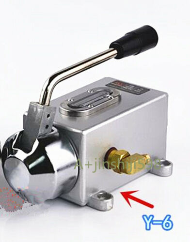 Business & Industrial Metalworking Equipment CNC Y-6 Manual Hand ...