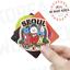 miniature 1 - BT21 Character City Edition Sticker 5ea Pack Official K-POP Authentic Goods