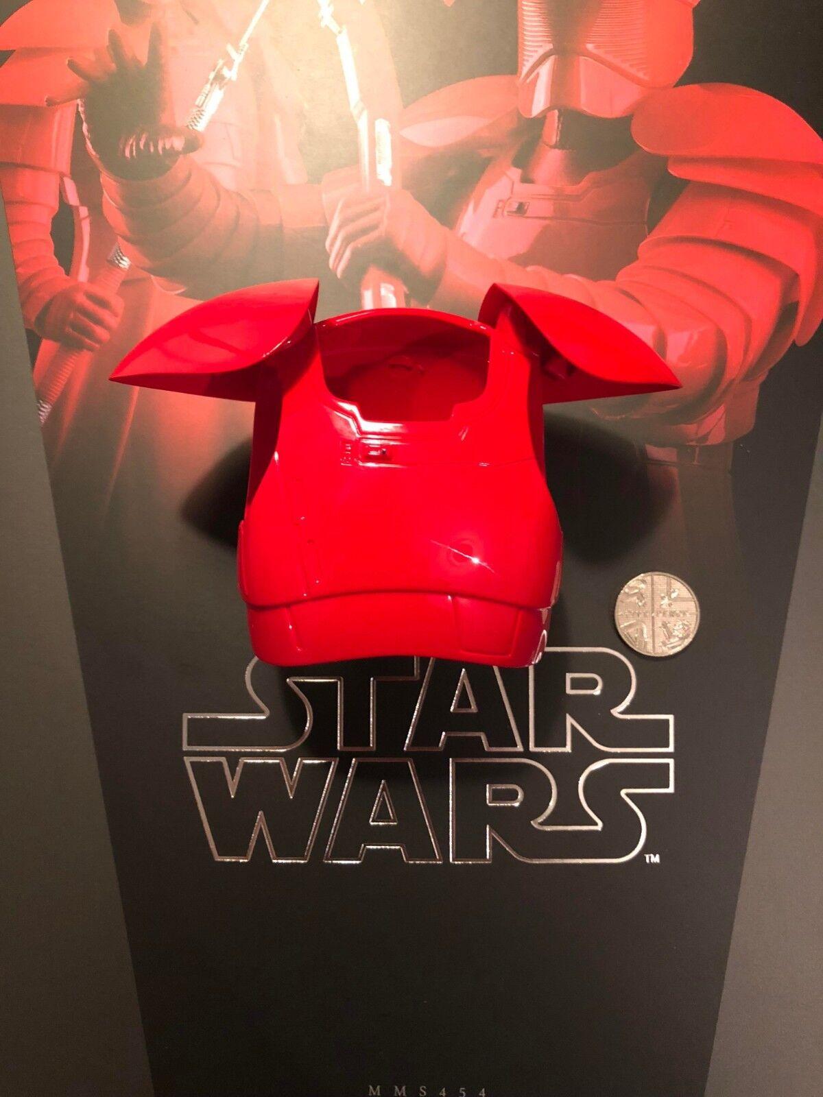 Caliente giocattoli estrella  guerras GUARDIA DEL PRETORIO DB superiore petto Armatura Loose SCALA 1 6th  Felice shopping