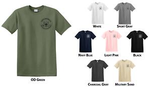 State Dept US Embassy Pretoria South Africa Short or Long Sleeve Morale T-Shirt