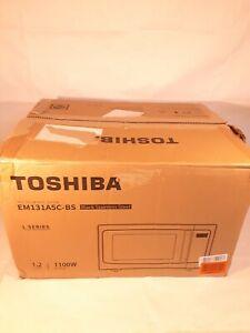 Toshiba EM131A5C-BS Microwave Oven   eBay