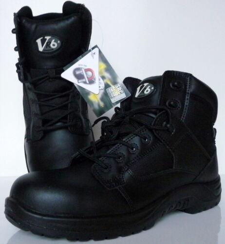 VR550 Extreme Chaussures de sécurité noir libre VR6 Powerlite métal Safety Boot