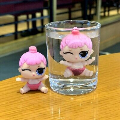 Lot 3 LOL Surprise LiL Sisters RETRO CLUB SERIES 2 Doll CHERRY /& Pink baby Toys