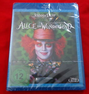 Alice-im-Wunderland-Walt-Disney-Blu-Ray-Tim-Burton-Johnny-Depp-NEU-2011