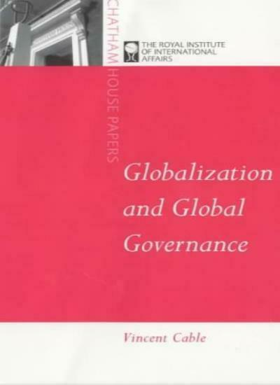 Globalization : Rules and Standards for the World Economy