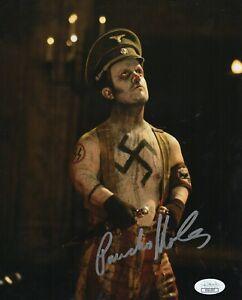 Pancho-Moler-Autograph-Signed-8x10-Photo-31-034-Sick-Head-034-JSA-COA