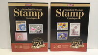 2018 Scott Worldwide Stamp Catalogue Volume 1 United States & Countries A-b