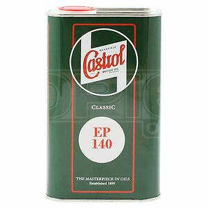 Castrol-Classic-EP140-Mineral-Based-Extreme-Pressure-Oil-1L