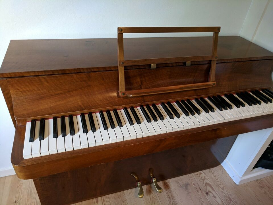 Pianette, Louis Zwicki