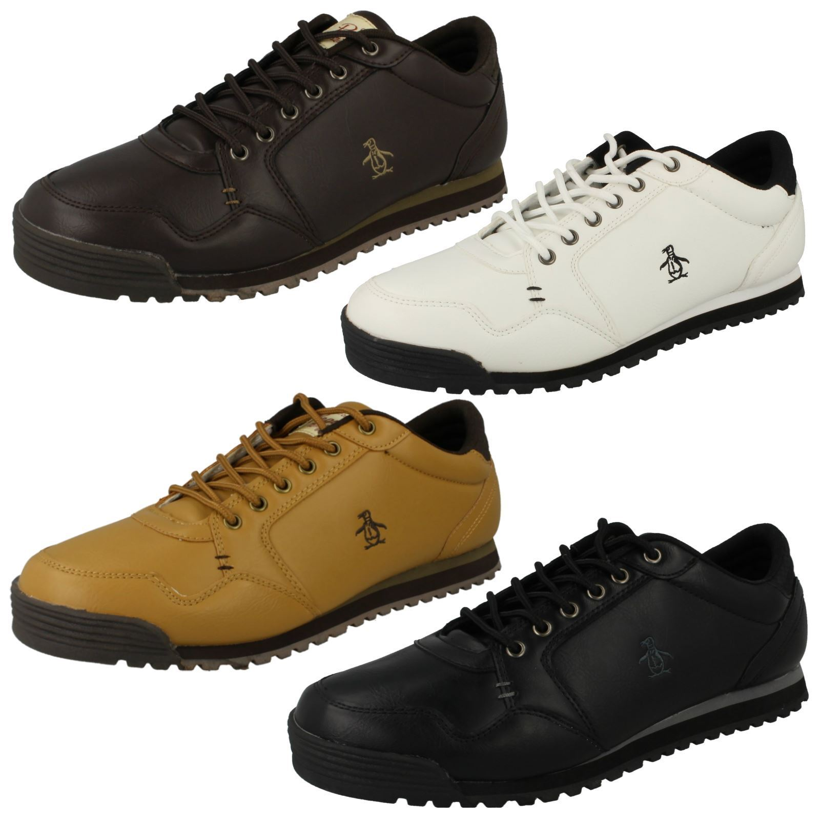 Man's/Woman's Endurance Penguin Mens Casual Trainers Endurance Man's/Woman's PEN0214 Quality queen Won highly appreciated and widely trusted at home and abroad Official website 81940a