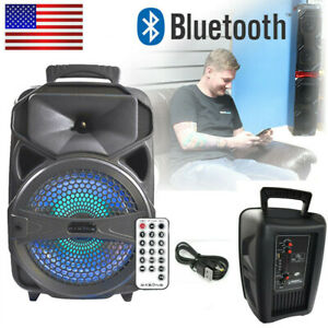 8-034-Bluetooth-Led-Speaker-1000W-Subwoofer-Portable-Stereo-Tailgate-Loud-FM-Party