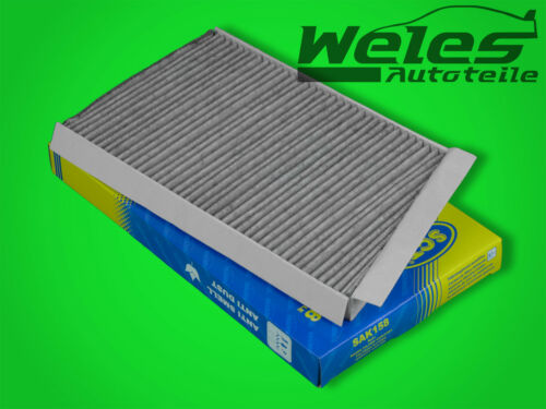SAK158 Innenraumfilter Aktivkohle MERCEDES W203 C 280 220 230 200 320 CDI