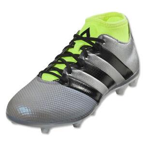 promo code 706db b7dc9 Image is loading adidas-Kids-Ace-16-3-Primemesh-FG-AG-