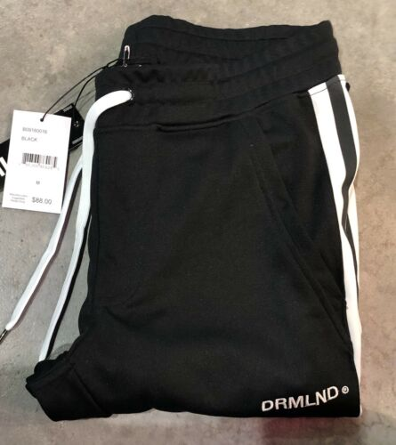 Dreamland Brand Nwt Sz 88 100 In New M Black Joggers autentico Retail 5wqOwZ