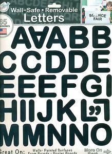 Vinyl-Alphabet-Letters-amp-Numbers-Art-Work-Stencil-Mail-Box-Marker-Scrapbook
