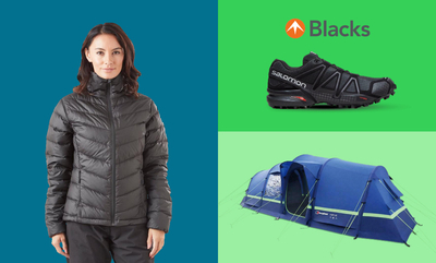 Up to 70% off Blacks Store
