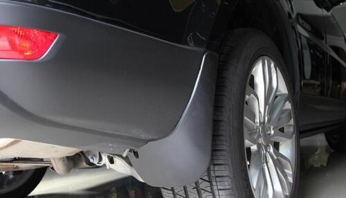 Car Mud Flap Splash Guard Fender Mudguard For Mitsubishi Outlander 2013-2019