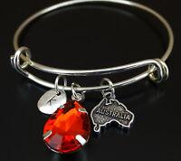 Australia Bracelet, Australia Charm, Australia Pendant, Australia Jewelry