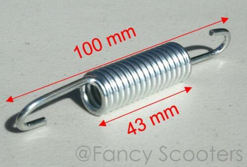 PART04M075 Gas Scooter Kick Stand Spring D for  Chinese Scooters