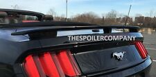 "PAINTED FOR 2015-2017 FORD MUSTANG CONVERTIBLE ""CALIFORNIA-GT-STYLE Rear Spoiler"